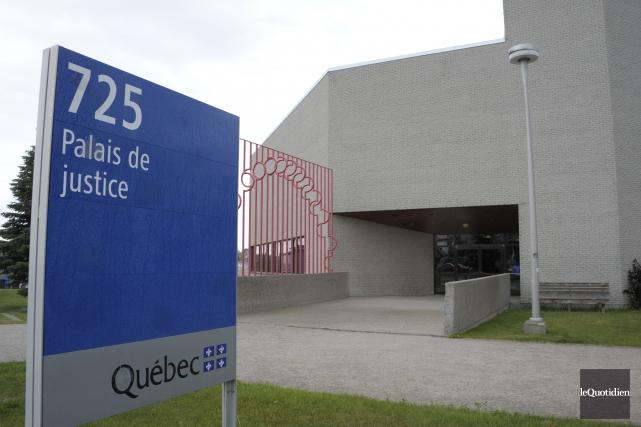 Le palais de justice d'Alma... (Archives Le Quotidien)