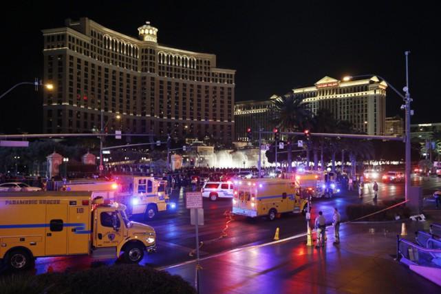 Семеро канадцев   пострадали в ДТП в  Лас-Вегасе
