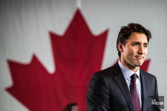 Justin Trudeau a obtenu97% des votes des directeurs... (PHOTO HUGO-SÉBASTIEN AUBERT, ARCHIVES LA PRESSE)