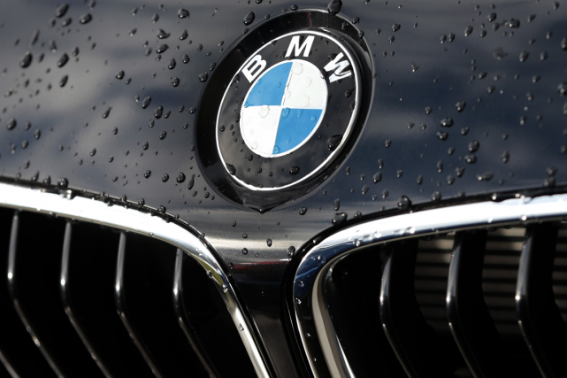 Le constructeur allemand BMW a écopé d'une amende de 40 millions de dollars US,... (Photo Matthias Schrader, archives AP)