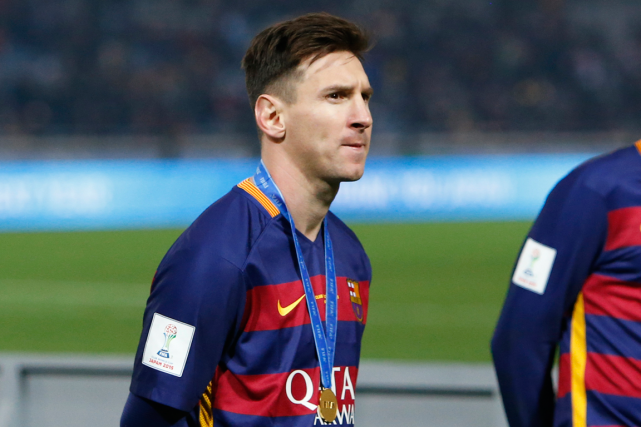 Lionel Messi a aidé le FC Barcelone à... (Photo Yuya Shino, Reuters)