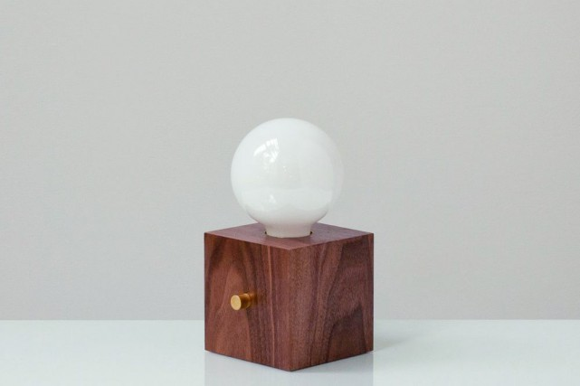 Lampe Fitzgerald, 260 $... (Photo fournie par Hamster)