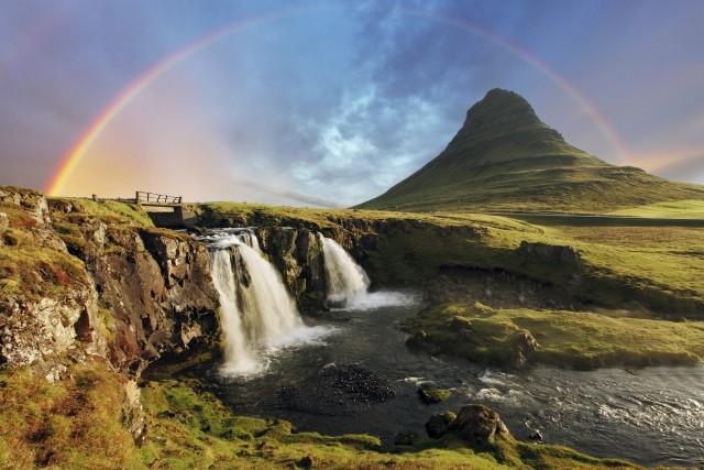 Pour découvrir l'Islande, la croisière est loin d'être... (PHOTO THINKSTOCK)
