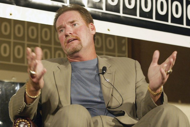 Wade Boggs... (Photo STEW MILNE, archives AP)