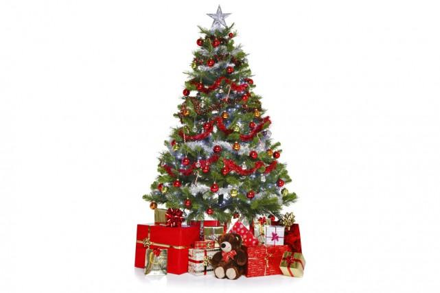 Le sapin de Noël, tel que nous le... (123RF)