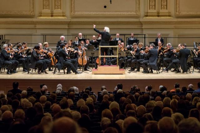 Durant ce concert «Fraternité avec Paris», prévu dans... (Photo d'archives)