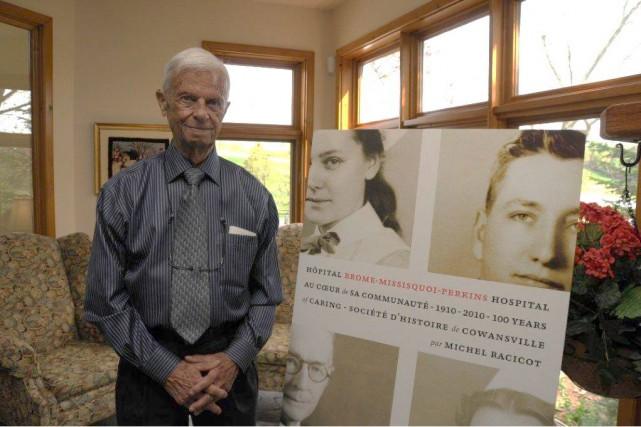 L'ex-conseiller municipal de Lac-Brome, George Bristol, est décédé... (tirée de Facebook)