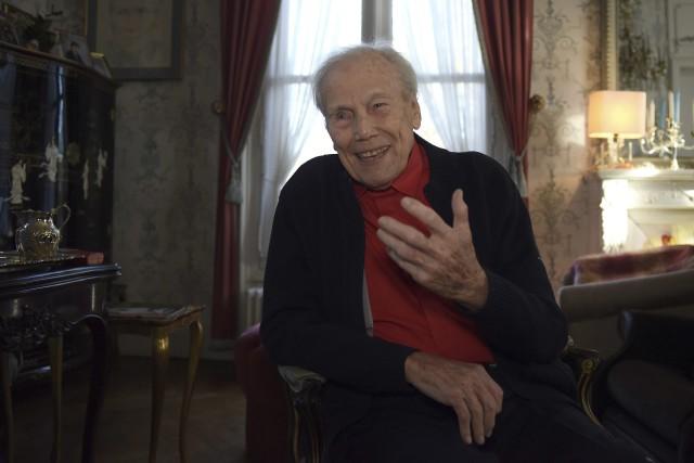 Le chef d'orchestre français Georges Prêtre... (Archives Agence France-Presse)