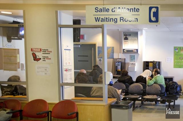 Selon les estimations du ministère de la Santé... (PHOTO ROBERT SKINNER, ARCHIVES LA PRESSE)