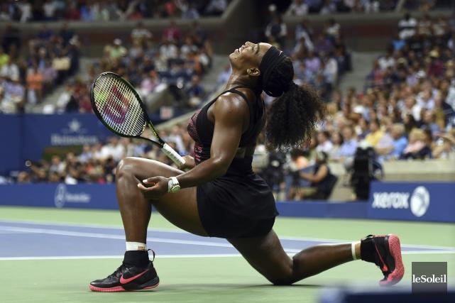 Serena Williams, vainqueur en Australie, à Roland-Garros et... (Photothèque Le Soleil)