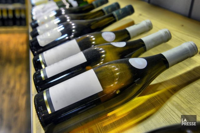 Certains vins d'épicerie peuvent sauver la soirée, et... (PHOTO ARCHIVES LA PRESSE)
