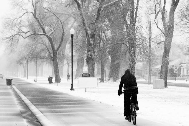 La Ville de Montréal déneigera 395 kilomètres de... (PHOTO MASTERFILE)
