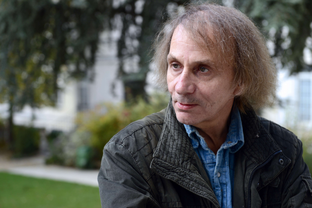 Michel Houellebecq... (Photo Miguel Medina, archives AFP)