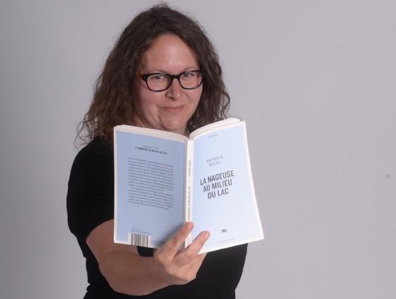 Marie-Claude Masse. A étudié la littérature et corrige... (SPECTRE MÉDIA)