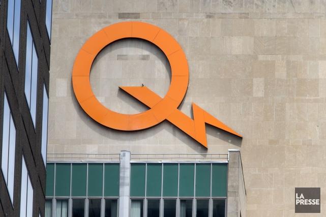 Quelque 612 clients d'Hydro-Québec sont privés de courant depuis le début de... (Archives, La Presse)