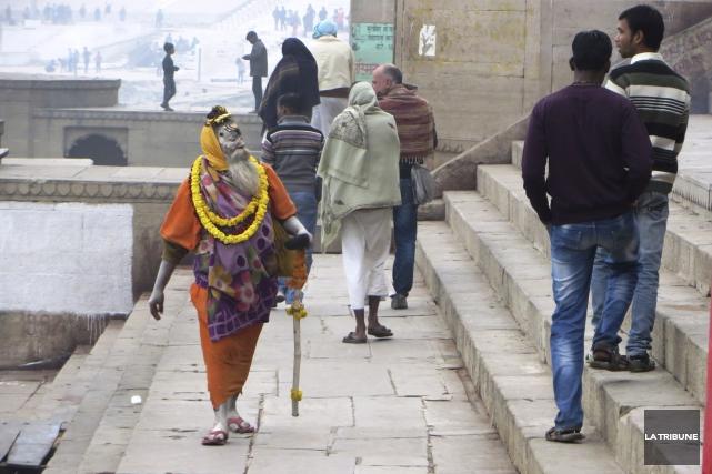 En Inde, les différences sont partout, mais ne... (La Tribune, Jonathan Custeau)