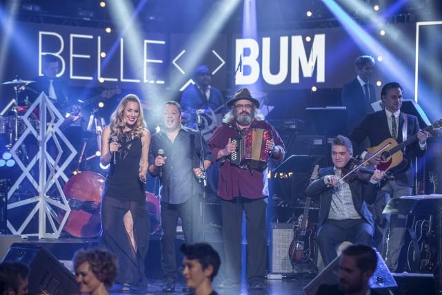 L'émission spéciale du temps des Fêtes de Belle... (Télé-Québec)
