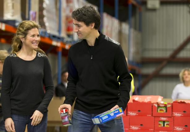 «M. Trudeau avance sur une glace fragile, mais... (PHOTO FRANÇOIS ROY, LA PRESSE)