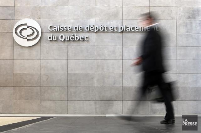 En date du 30 juin dernier, l'actif net... (Photo Martin Chamberland, archives La Presse)