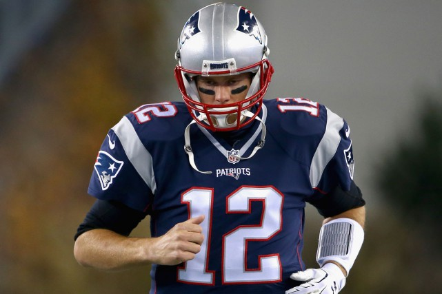 Tom Brady... (Photo d'archives)