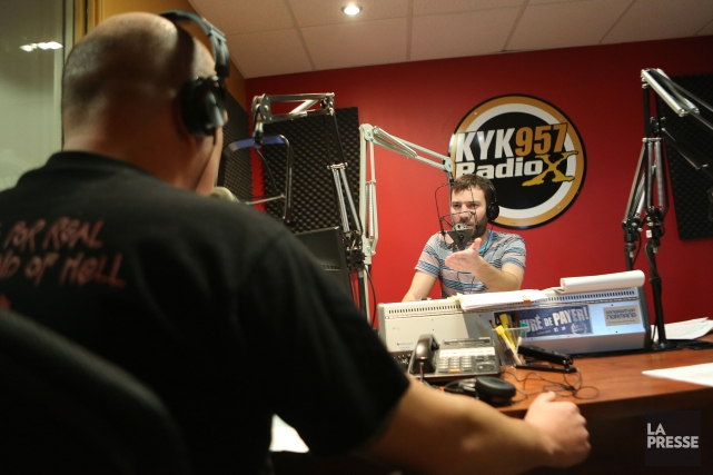 RNC Média possède notamment Radio X Saguenay, CHOI... (Photo Martin Chamberland, Archives La Presse)