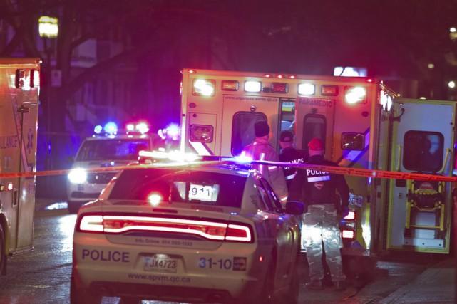Un jeune homme de 22 ans a ététué... (PHOTO FÉLIX O.J. FOURNIER, COLLABORATION SPÉCIALE)