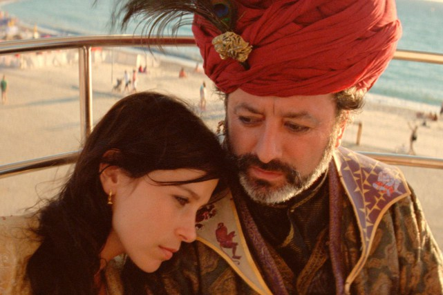 Avec sa trilogie Arabian Nights, le cinéaste portugais Miguel Gomes... (Photo fournie par Box Productions)