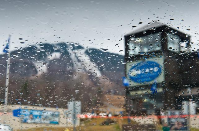 Devant des températures anormalement élevées et de la pluie prévues pour les... (Spectre Média, Jessica Garneau)