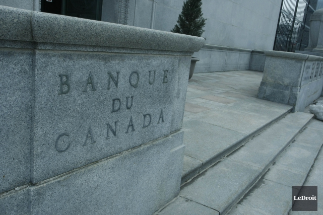 La Banque du Canada a déjà lancé un... (PHOTO ARCHIVES LEDROIT)