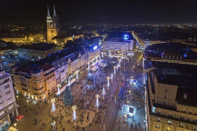 Zagreb peut se vanter d'avoir été désignée «meilleur... (Agence France-Presse)