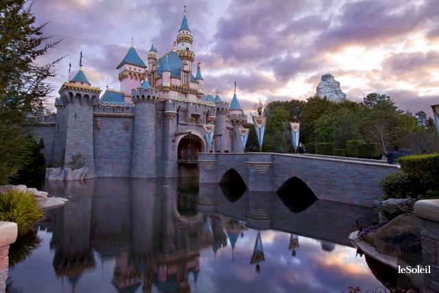 La famille musulmaneavait prévu des vacances à Disneyland.... (Photothèque Le Soleil)