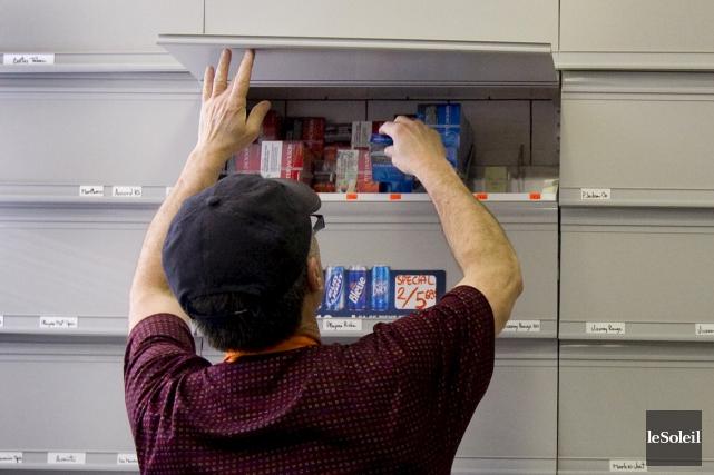 Les dépanneurs pourront exiger du consommateur qu'il présente... (Photothèque Le Soleil)