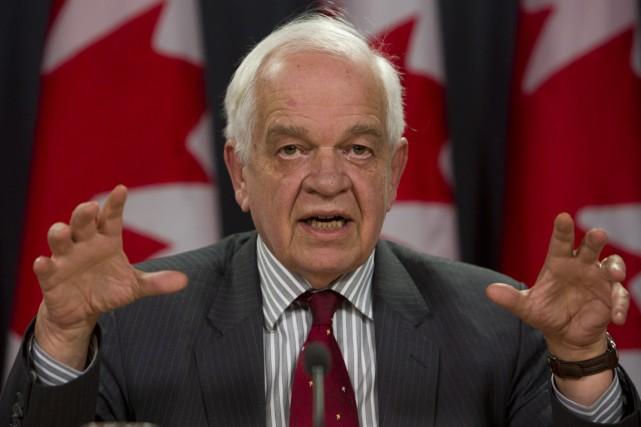 Le ministre de l'Immigration du Canada, John McCallum,... (La Presse Canadienne)