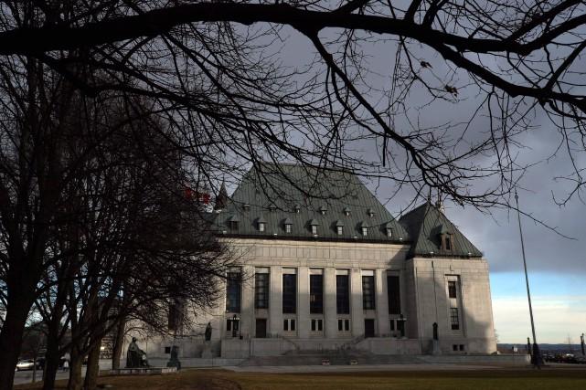 La Cour suprême du Canada a tranché cette... (PHOTO ARCHIVES LA PRESSE CANADIENNE)