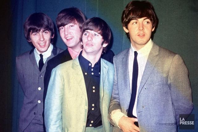 Les Beatles ont inspiré des générations entières.... (PHOTO ARCHIVES LA PRESSE)