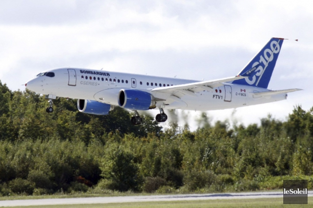 Le 18 décembre, Bombardier a obtenu de Transports... (Photothèque Le Soleil)