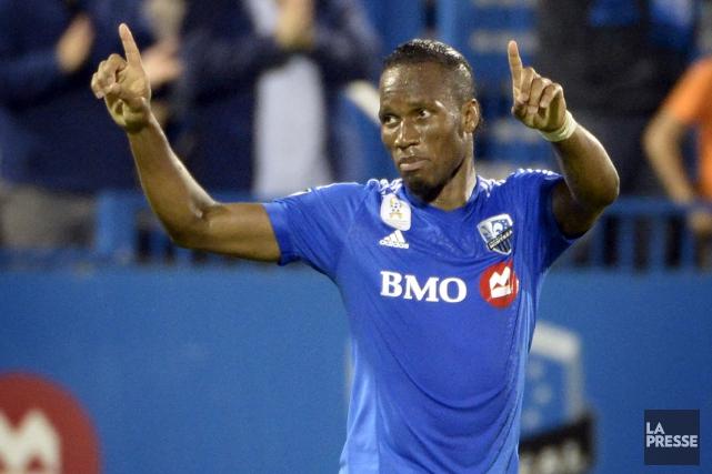 L'Impact de Montréal tente désespérément de convaincre l'attaquant étoile... (Archives, La Presse)