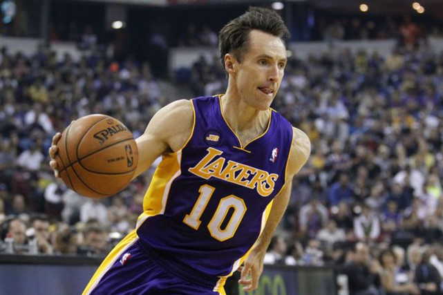 Le Canadien Steve Nash a pris sa retraite... (Associated Press)