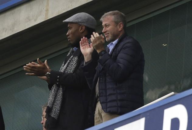 Drogba aassisté, samedi dernier, à la victoire de... (AFP)