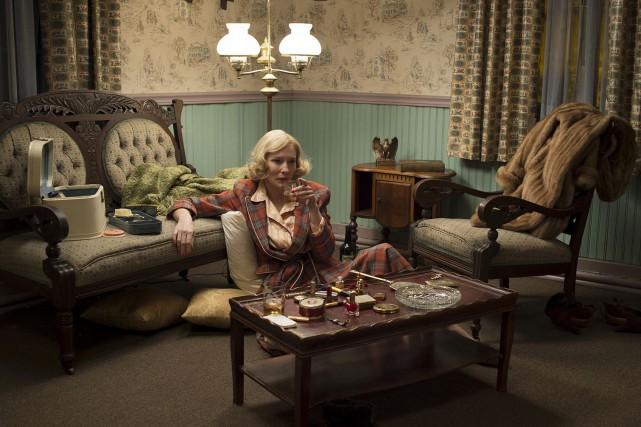 Cate Blanchett crève l'écran dans le rôle de... (Fournie par The Weinstein Company)