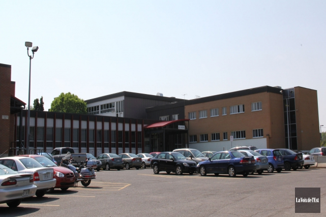 Le Centre régional intégré de formation (CRIF) de... (Alain Dion, Archives La Voix de l'Est)