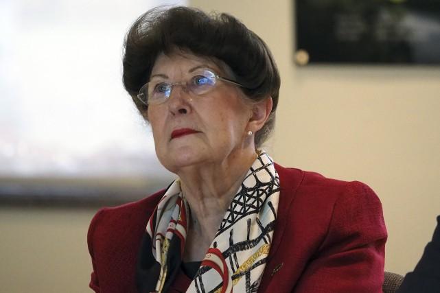 Pauline Quinlan a corroboré que l'engagement de la... (photo archives La Voix de l'Est)
