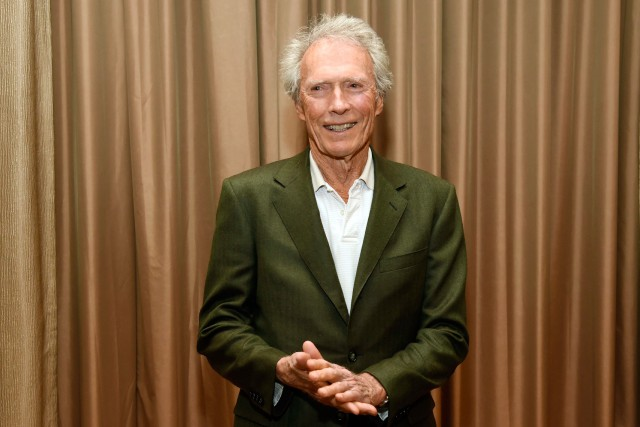 Clint Eastwood lors du CinemaCon 2015 de Las... (PHOTO CHRIS PIZZELLO, ARCHIVES ASSOCIATED PRESS)