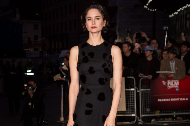 Katherine Waterston... (Photo Vianney Le Caer, Invision/AP)
