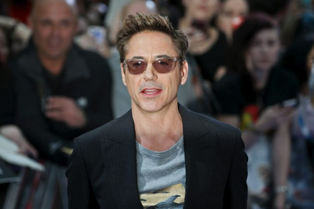 Robert Downey Jr.... (PHOTO STEFAN WERMUTH, ARCHIVES REUTERS)