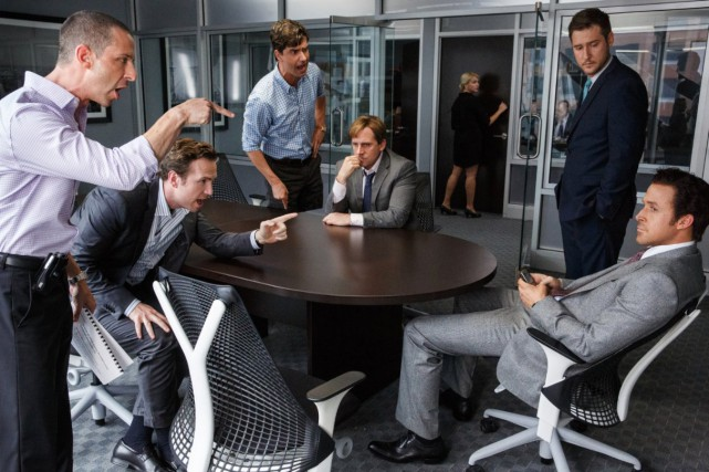« The Big Short ne se limite pas à... (PHOTO FOURNIE PAR PARAMOUNT PICTURES)