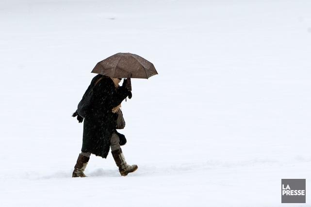 Un mélange de conditions climatiques difficiles menace de perturber les... (Photo Robert Skinner, archives La Presse)