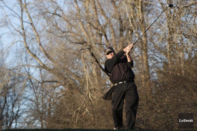Le club de golf Champlain à Aylmer est... (Simon Séguin-Bertrand, LeDroit)