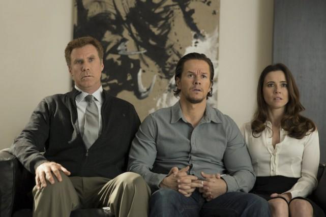 Toutes les insécurités d'un beau-père (Will Ferrell) remontent... (Photo fournie par Paramount)