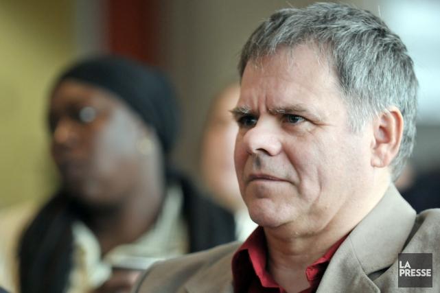 Engelbert Cottenoir, président du Conseil central régional de... (Archives Le Progrès-Dimanche)